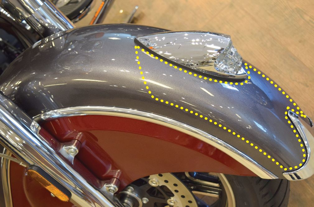 Diy indian front fender kit solutioingenieria Images